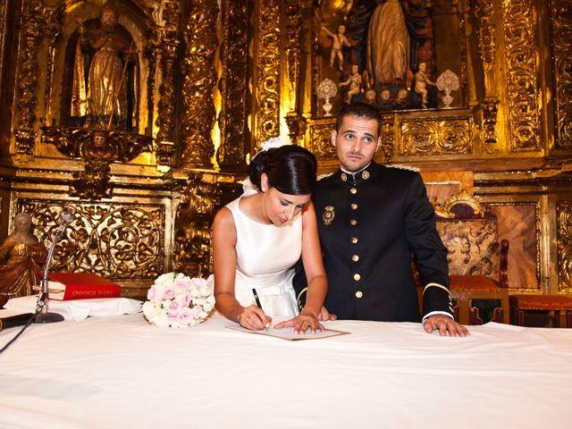 La boda de Jairo y Rebeca  en Villanubla, Valladolid 14