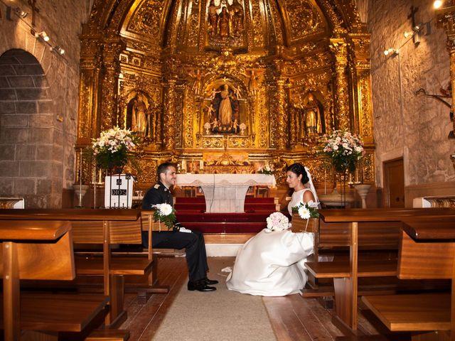 La boda de Jairo y Rebeca  en Villanubla, Valladolid 16