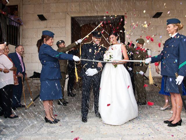 La boda de Jairo y Rebeca  en Villanubla, Valladolid 17