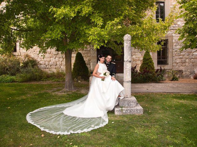 La boda de Jairo y Rebeca  en Villanubla, Valladolid 18
