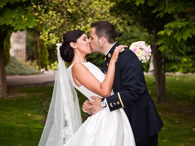 La boda de Jairo y Rebeca  en Villanubla, Valladolid 19