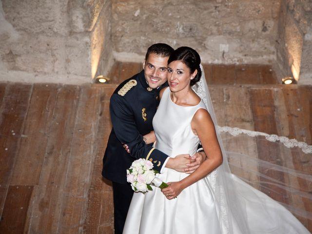 La boda de Jairo y Rebeca  en Villanubla, Valladolid 20