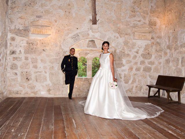 La boda de Jairo y Rebeca  en Villanubla, Valladolid 21