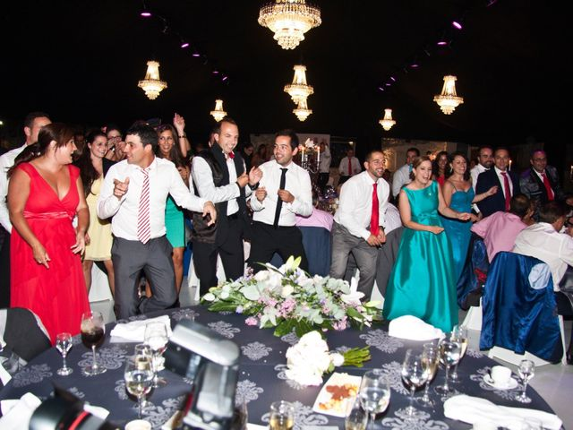La boda de Jairo y Rebeca  en Villanubla, Valladolid 34