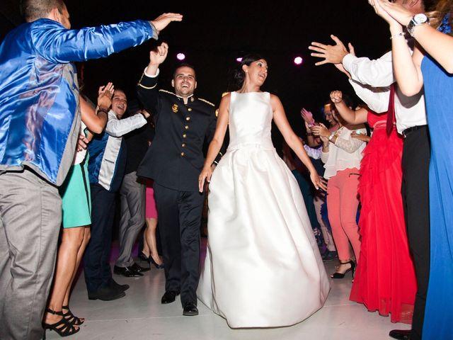 La boda de Jairo y Rebeca  en Villanubla, Valladolid 37
