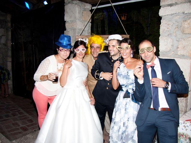 La boda de Jairo y Rebeca  en Villanubla, Valladolid 42
