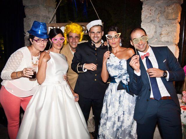 La boda de Jairo y Rebeca  en Villanubla, Valladolid 46