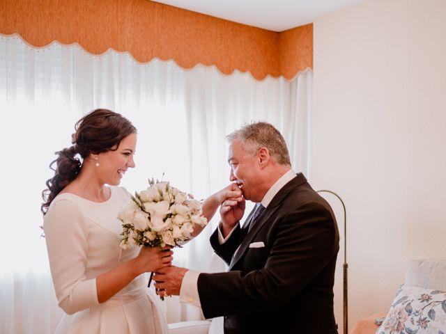 La boda de Fran y Cristina en Carmona, Sevilla 11