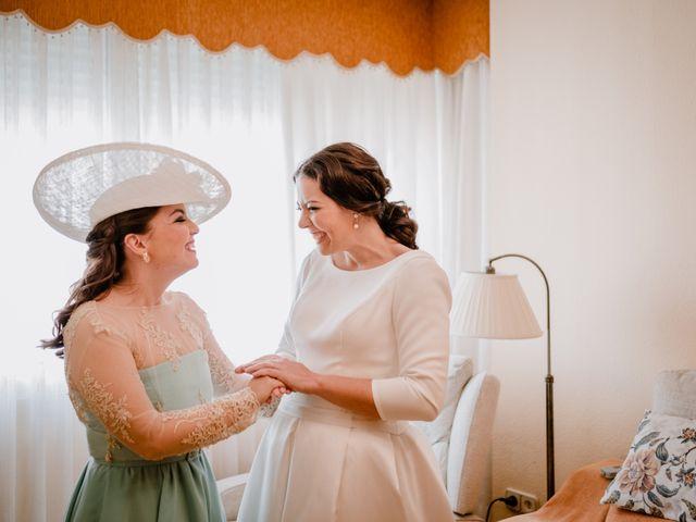 La boda de Fran y Cristina en Carmona, Sevilla 13