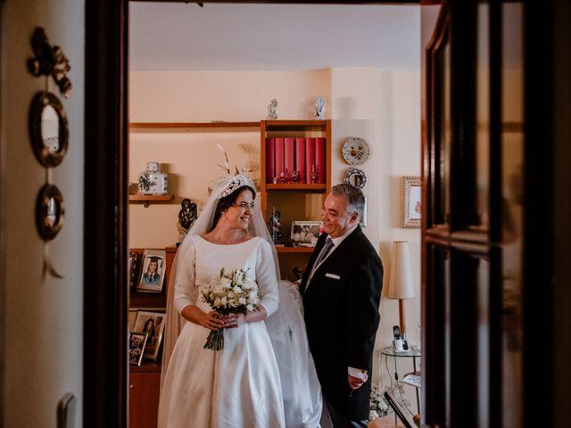 La boda de Fran y Cristina en Carmona, Sevilla 15
