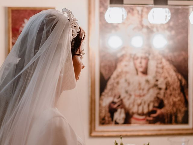 La boda de Fran y Cristina en Carmona, Sevilla 16