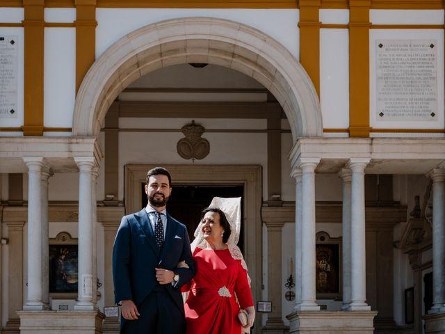 La boda de Fran y Cristina en Carmona, Sevilla 17