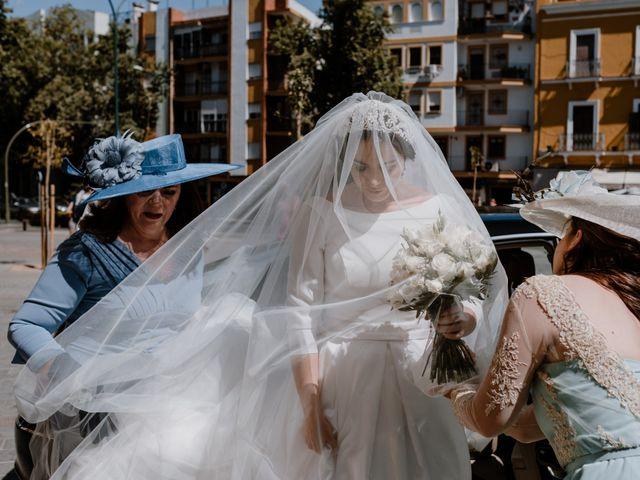 La boda de Fran y Cristina en Carmona, Sevilla 19