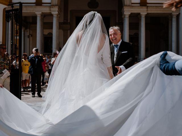 La boda de Fran y Cristina en Carmona, Sevilla 20