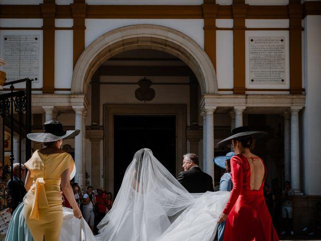 La boda de Fran y Cristina en Carmona, Sevilla 21
