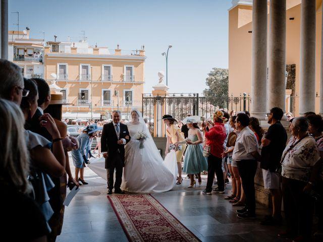 La boda de Fran y Cristina en Carmona, Sevilla 22