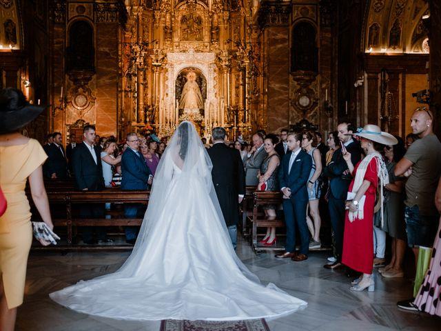 La boda de Fran y Cristina en Carmona, Sevilla 23