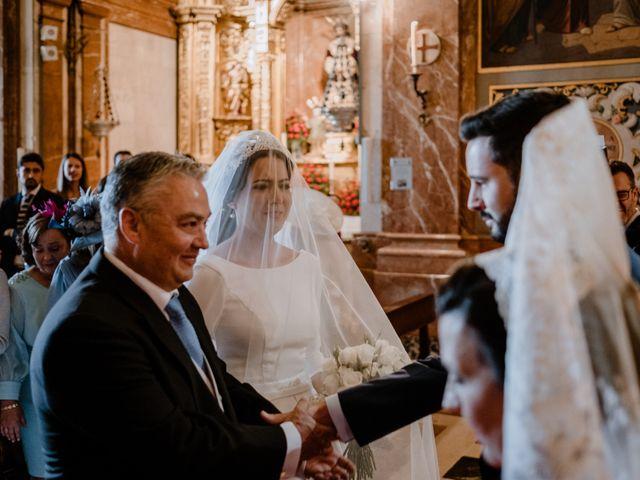 La boda de Fran y Cristina en Carmona, Sevilla 24