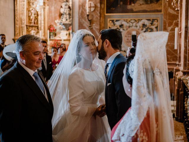 La boda de Fran y Cristina en Carmona, Sevilla 25