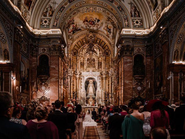 La boda de Fran y Cristina en Carmona, Sevilla 26