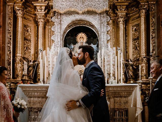 La boda de Fran y Cristina en Carmona, Sevilla 1
