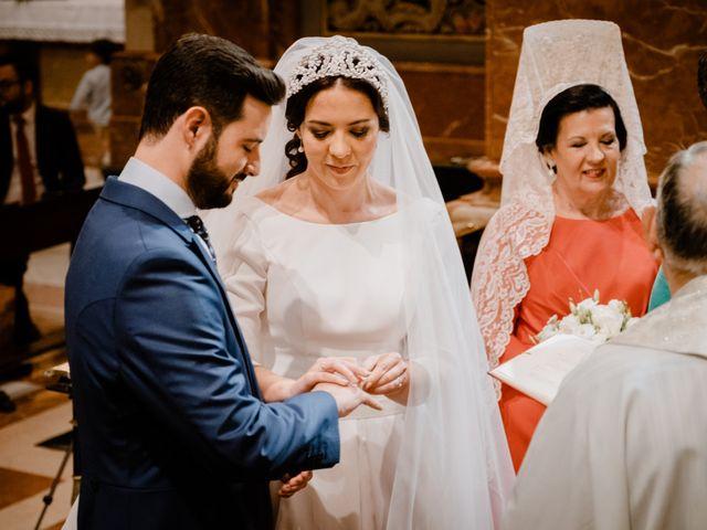 La boda de Fran y Cristina en Carmona, Sevilla 27