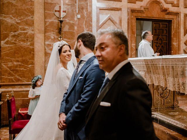 La boda de Fran y Cristina en Carmona, Sevilla 28
