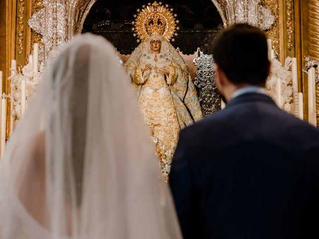 La boda de Fran y Cristina en Carmona, Sevilla 29