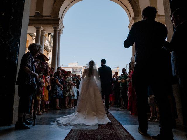 La boda de Fran y Cristina en Carmona, Sevilla 30