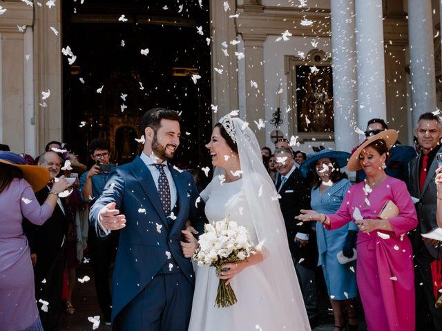 La boda de Fran y Cristina en Carmona, Sevilla 31