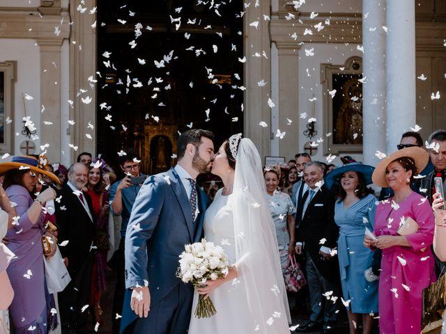 La boda de Fran y Cristina en Carmona, Sevilla 2