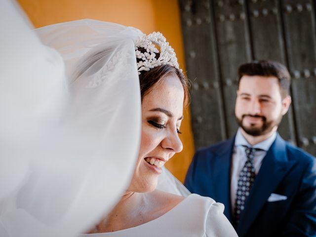 La boda de Fran y Cristina en Carmona, Sevilla 32