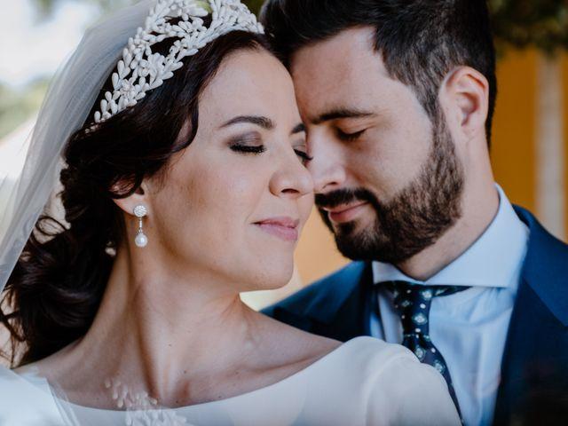 La boda de Fran y Cristina en Carmona, Sevilla 33
