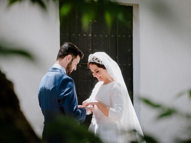La boda de Fran y Cristina en Carmona, Sevilla 36