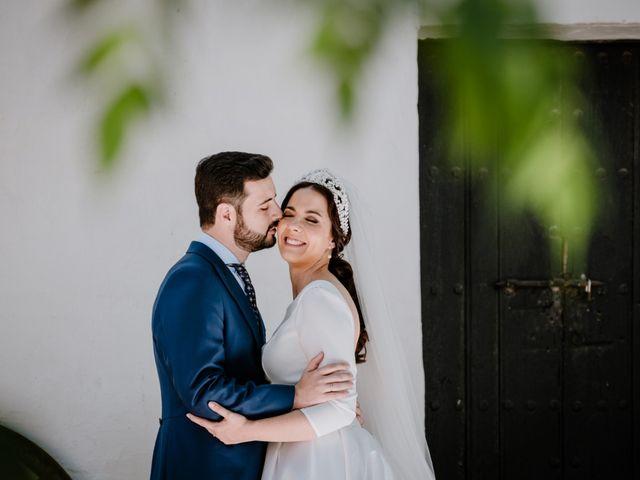 La boda de Fran y Cristina en Carmona, Sevilla 37