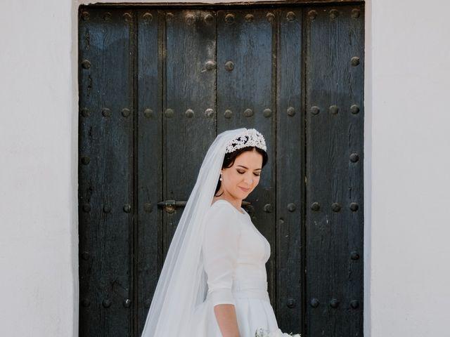 La boda de Fran y Cristina en Carmona, Sevilla 38