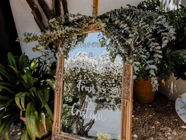 La boda de Fran y Cristina en Carmona, Sevilla 40