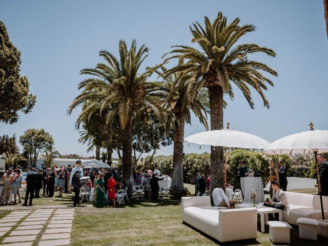 La boda de Fran y Cristina en Carmona, Sevilla 41