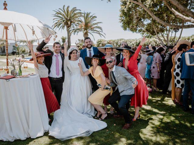 La boda de Fran y Cristina en Carmona, Sevilla 44