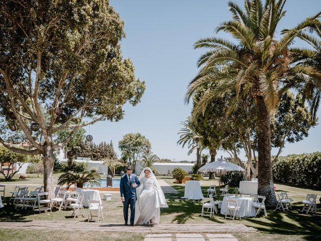 La boda de Fran y Cristina en Carmona, Sevilla 47
