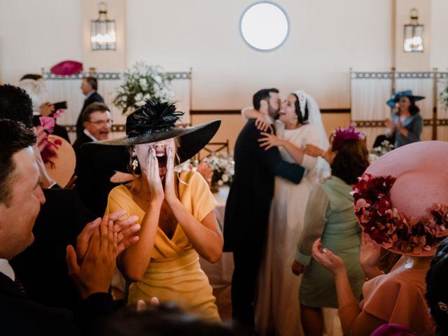 La boda de Fran y Cristina en Carmona, Sevilla 49