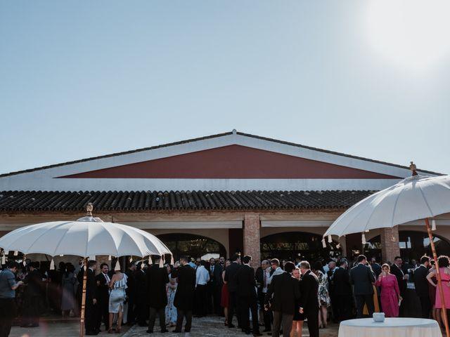La boda de Fran y Cristina en Carmona, Sevilla 51