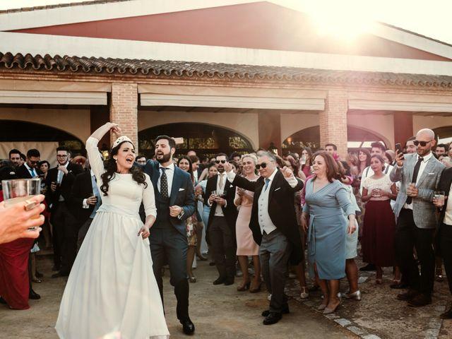 La boda de Fran y Cristina en Carmona, Sevilla 52