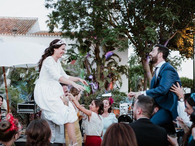La boda de Fran y Cristina en Carmona, Sevilla 54