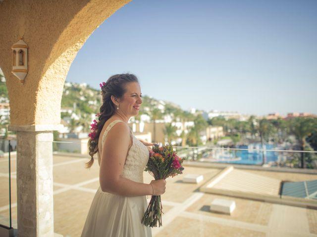 La boda de Maria del  Carmen y Alba en Zahara De Los Atunes, Cádiz 14