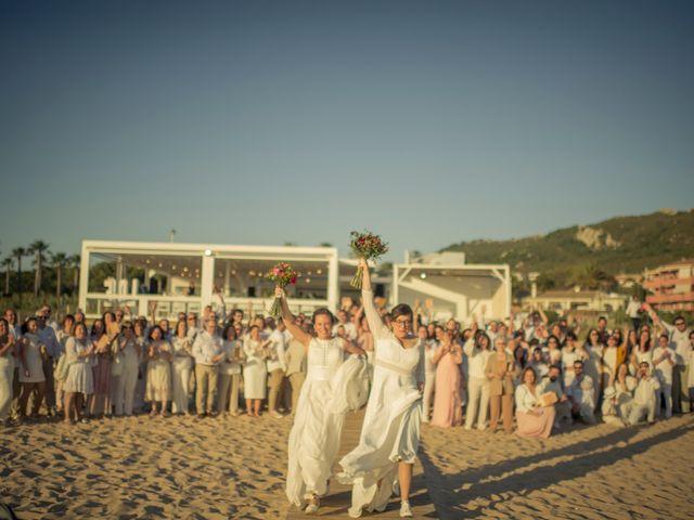 La boda de Maria del  Carmen y Alba en Zahara De Los Atunes, Cádiz 33