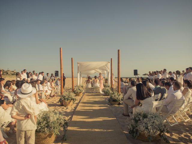 La boda de Maria del  Carmen y Alba en Zahara De Los Atunes, Cádiz 42