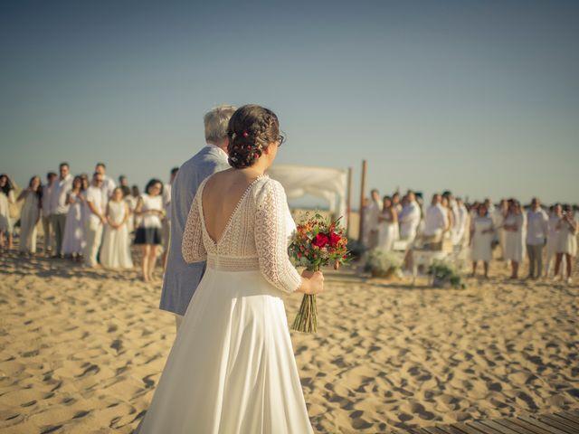 La boda de Maria del  Carmen y Alba en Zahara De Los Atunes, Cádiz 52