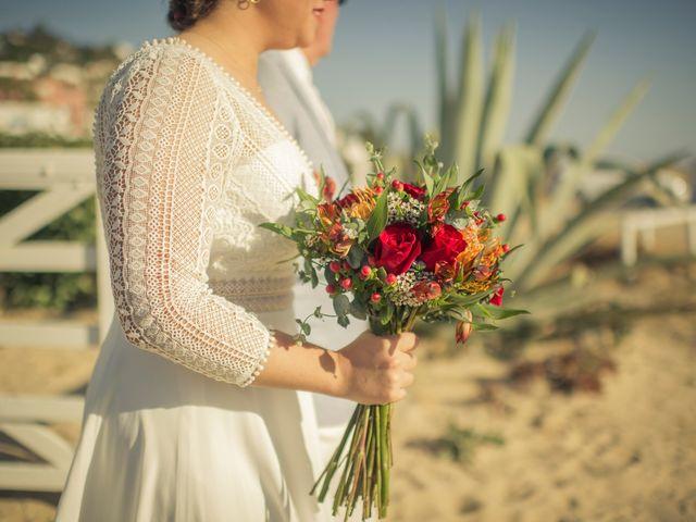 La boda de Maria del  Carmen y Alba en Zahara De Los Atunes, Cádiz 53