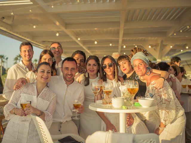 La boda de Maria del  Carmen y Alba en Zahara De Los Atunes, Cádiz 83